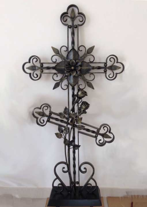Кованые кресты