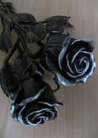 Кованые цветы 2