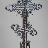 Кованый крест №23