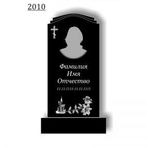 Фигурный памятник2010