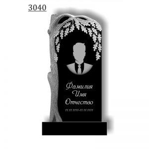 Резной памятник 3040