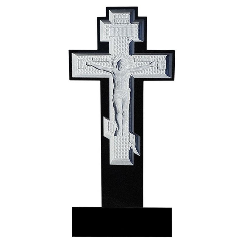 Резной памятник
